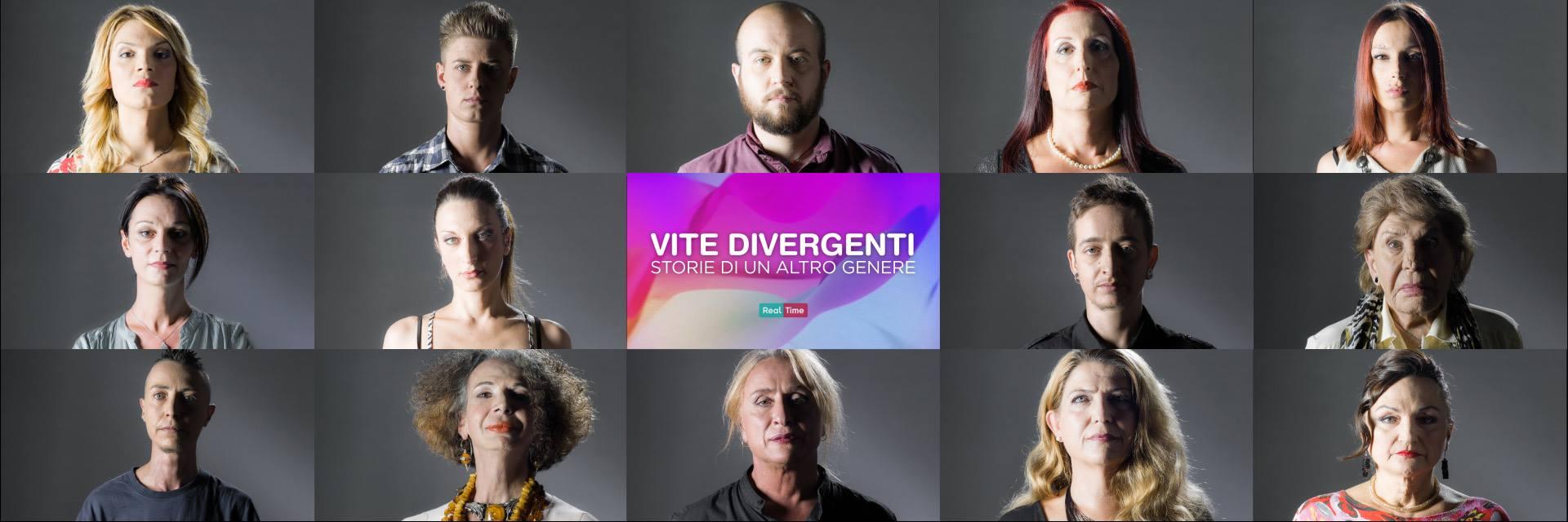 Vite Divergenti | Storie di un altro genere